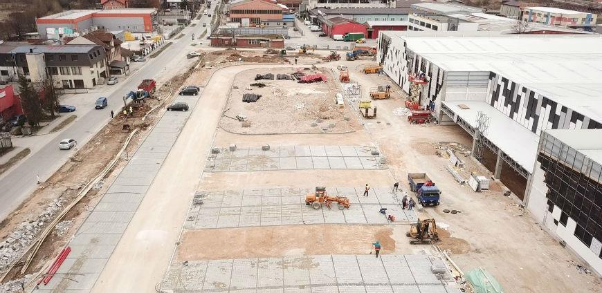 Pogledajte kako izgleda tok izgradnje najvećeg Bingo centra u Sarajevu