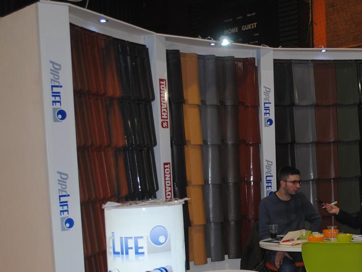 Novi asortiman Tondacha: Cijevi Pipelife ugrađene i u Sarajevo City Centar
