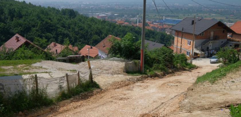 """Poboljšanje vodosnabdijevanja u MZ """"Naselje heroja Sokolje"""""""