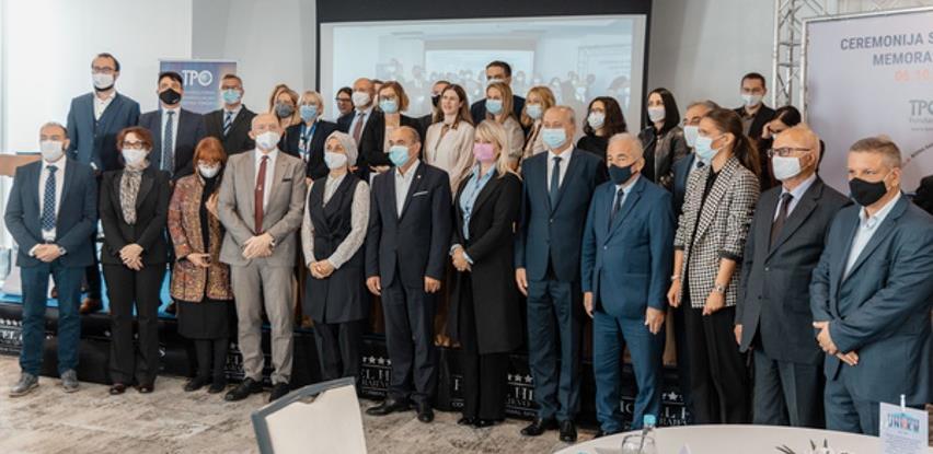 IBU ponosni partner TPO fondacije i Britanske ambasade u projektu UNIGEM