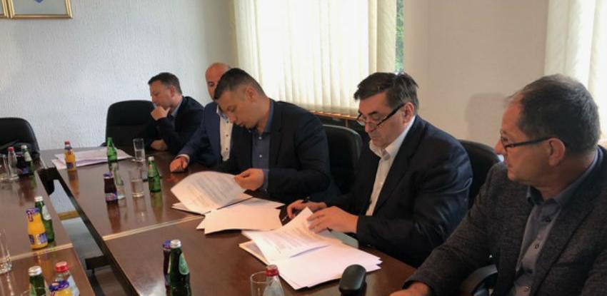 Saglasnost za sporazum o izgradnji dva kružna toka u Doboju