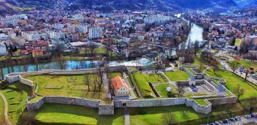 Zeleni grad za rješenje ekoloških prioriteta