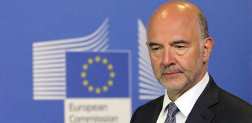 Moscovici: EU mora biti spremna na sve scenarije Brexita
