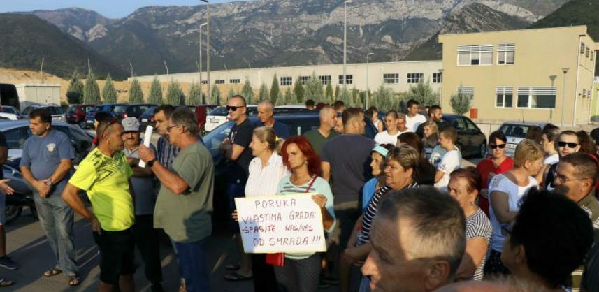 Građani ponovno zatražili izmještanje deponija Uborak