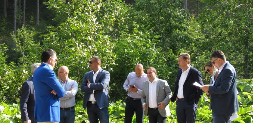 Ozvaničen početak radova na dionici puta Osmice – Bistrica