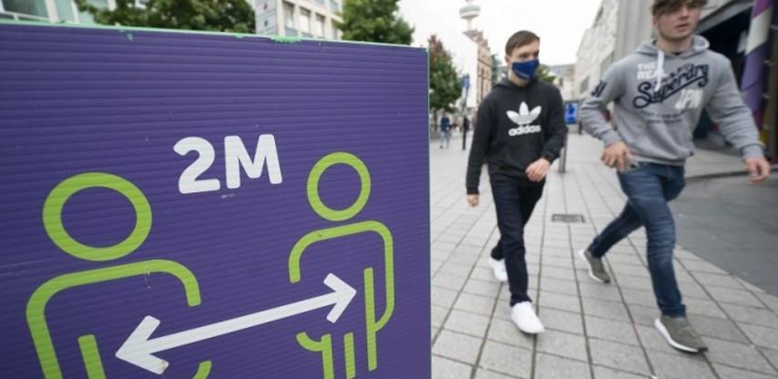 Britanija ukida mjeru fizičke distance od 21. juna