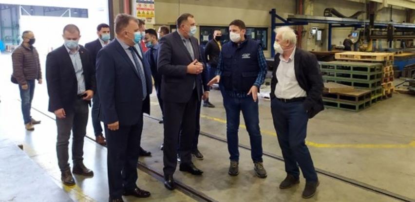 """Dodik: """"Jelšingrad"""" primjer uspješne privatizacije"""
