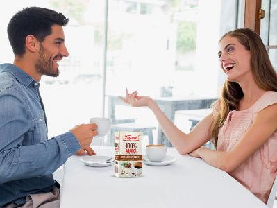 Prepustite se čarobnim aromama i uživajte u inovaciji Franck mljevenih kava