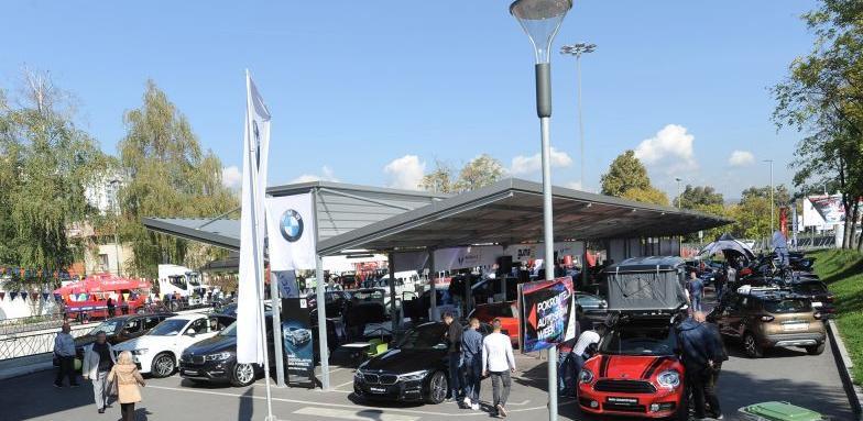 Električni automobili u fokusu 2. Auto Show Week-a u Tuzli