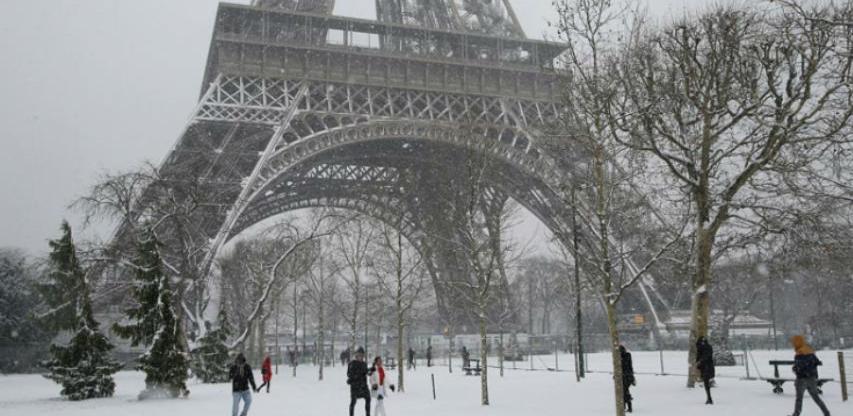 Pariz privukao rekordan broj turista u 2017.