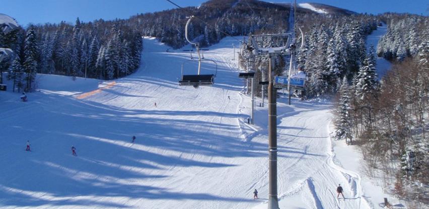 Vlada KS izdvojila 2,3 miliona KM, gradit će se novi ski lift na Bjelašnici