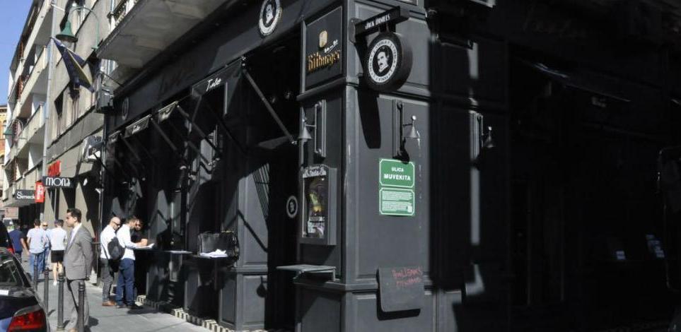 Komisija uspjela deložirati zakupca sarajevskog kafića Tesla Pub