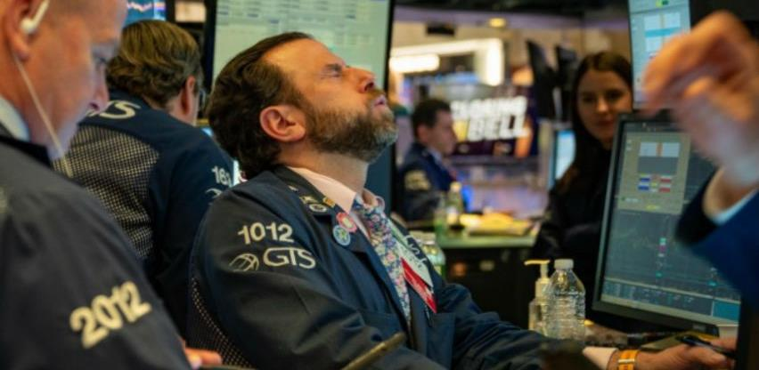 Wall Street: Indeksi potonuli, katastrofa za dionice Hiltona, Marriotta i Hyatta