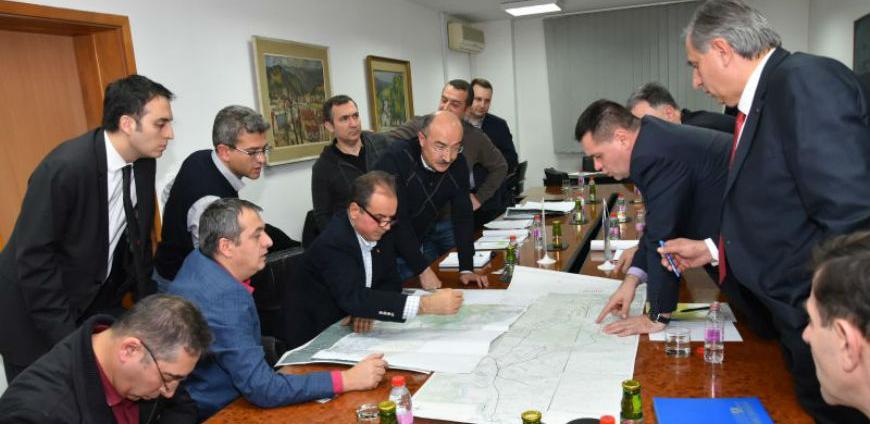 Turska delegacija u Tuzli: Planiranje trase autoceste Sarajevo – Beograd
