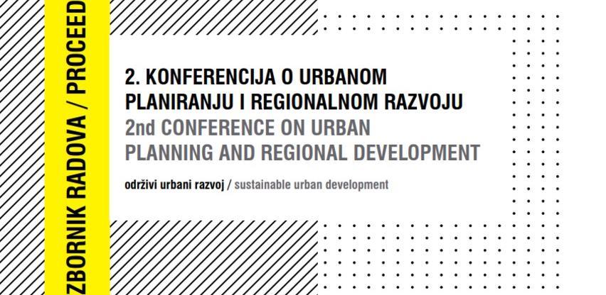 Objavljen Zbornik radova i zaključci konferencije o urbanom planiranju