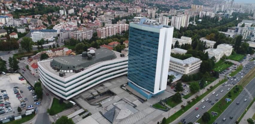 Odobrena sanacija krova zgrade Parlamentarne skupštine BiH u iznosu 1,2 miliona KM
