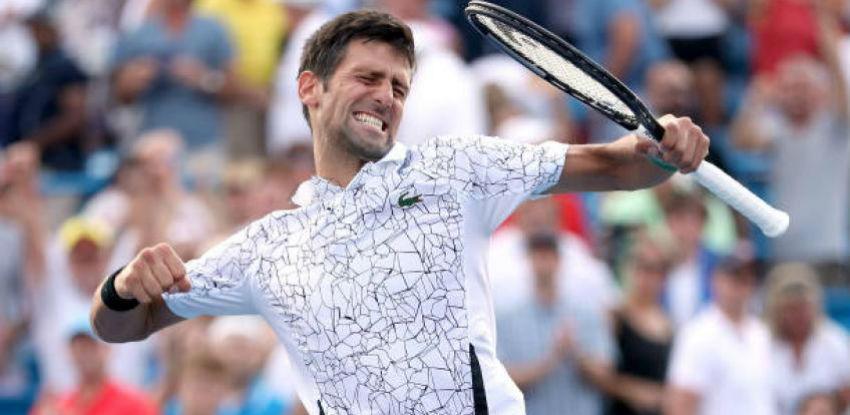 Novak Đoković jedini u istoriji sa Golden Mastersom