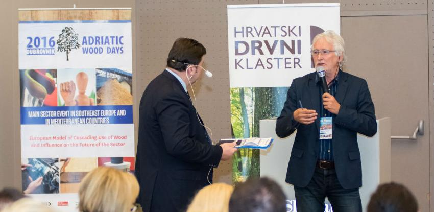 "Privredna komora Federacije BiH partner konferencije ""Adriatic Wood Days"""