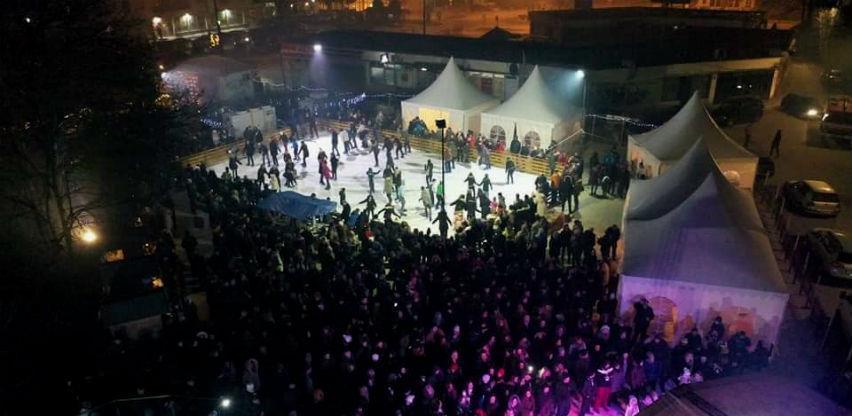 Otvoren 1. Winter Fest: Mještani općine Hadžići dobili pravu zimsku čaroliju