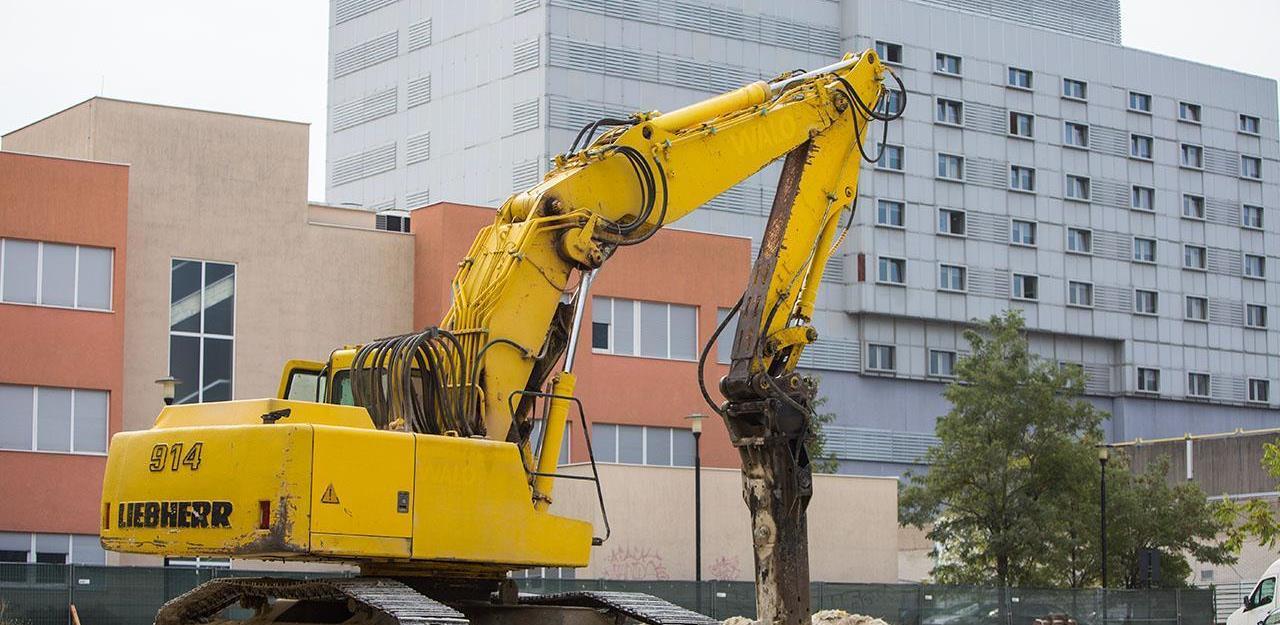 Projekt od 17 milijuna KM: Priprema se gradilište nove mostarske Pedijatrije
