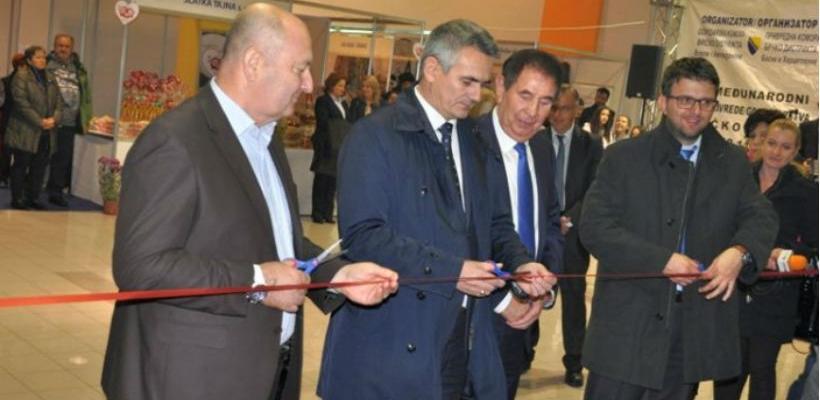 Otvoren 16. međunarodni sajam gospodarstva u Brčkom