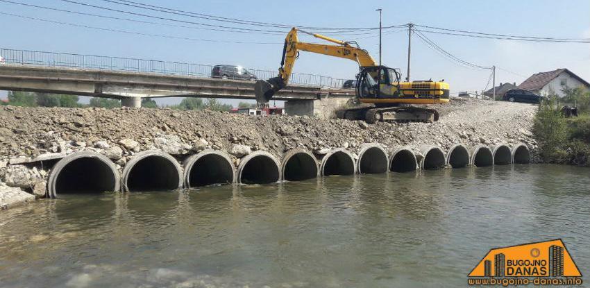 U toku završetak izgradnje obilaznice Vrbaskog mosta