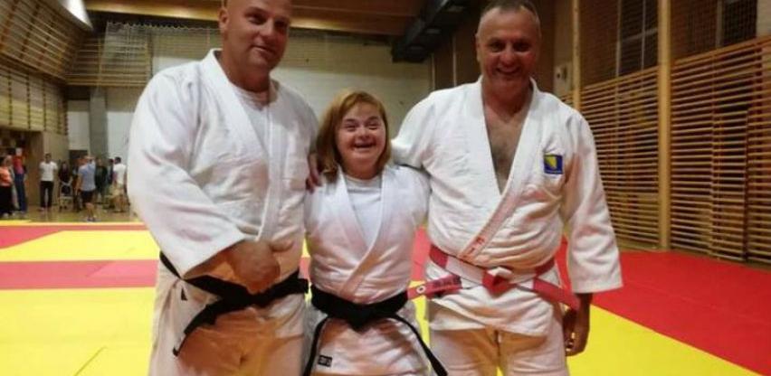 Azra Dedić majstorica judoa