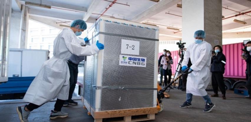 U toku završne pripreme za isporuku 500.000 doza Sinopharm vakcina