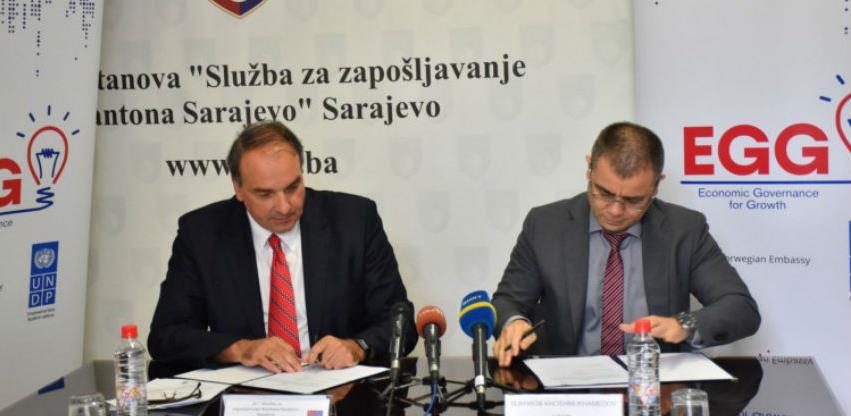 Potpisan memorandum za podršku mladim poduzetnicima u Kantonu Sarajevo