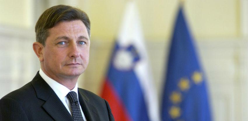 Borut Pahor: Teško je zamisliti da BiH dugo vremena ostane van EU