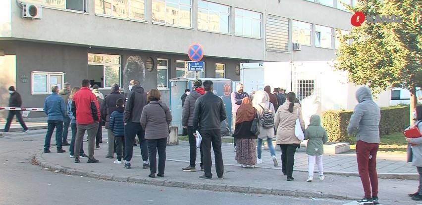 Ljekari porodične medicine protive se otvaranju Covid ambulante u DZ Omer Maslić