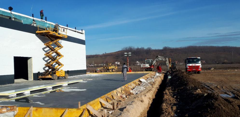 Njemačka firma otvara pogon u Sanskom Mostu