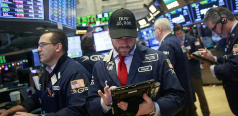 Potop indeksa, najgore na Wall Streetu