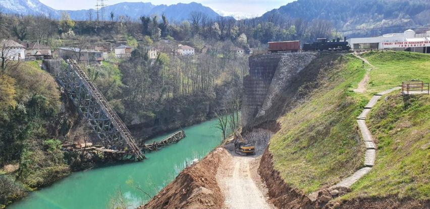 Općina Jablanica ulaže 1.074.314,18 KM u obnovu porušenog mosta na Neretvi