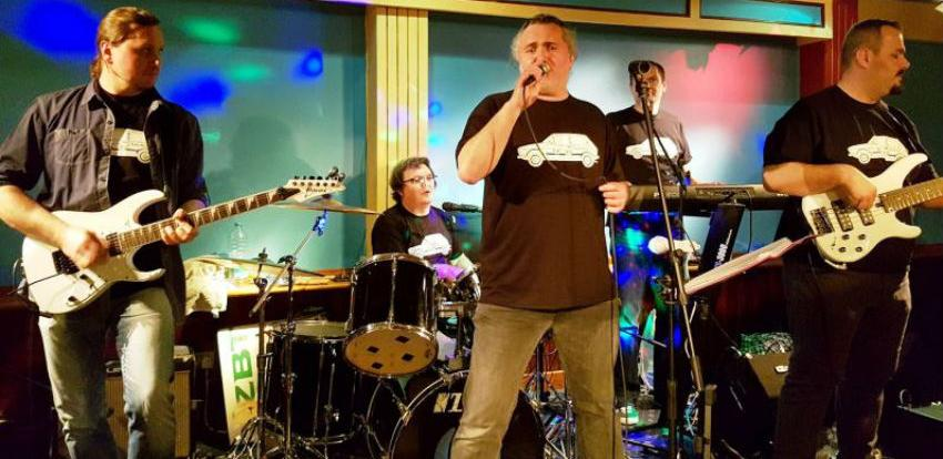 Ex Yu Band Dublin u Irskoj svira pop-rok pjesme iz država bivše Jugoslavije