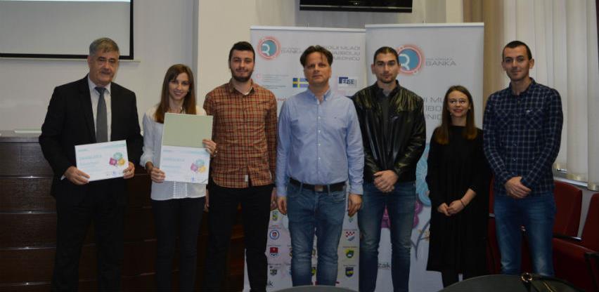 Realizovano devet projekata i jedan mikrobiznis u okviru Omladinske banke Bihać