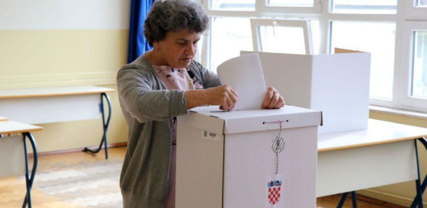 Za Evropski parlament u Hrvatskoj glasalo 21,3 posto birača