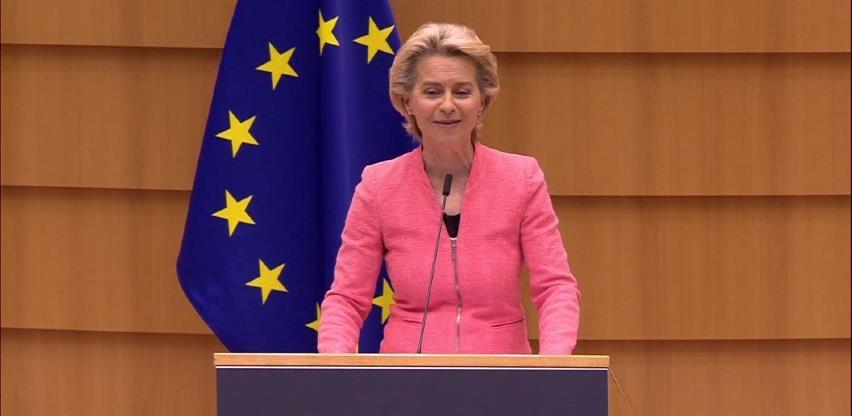 Von der Leyen: EU nas treba voditi iz sadašnje krhkosti u novu vitalnost