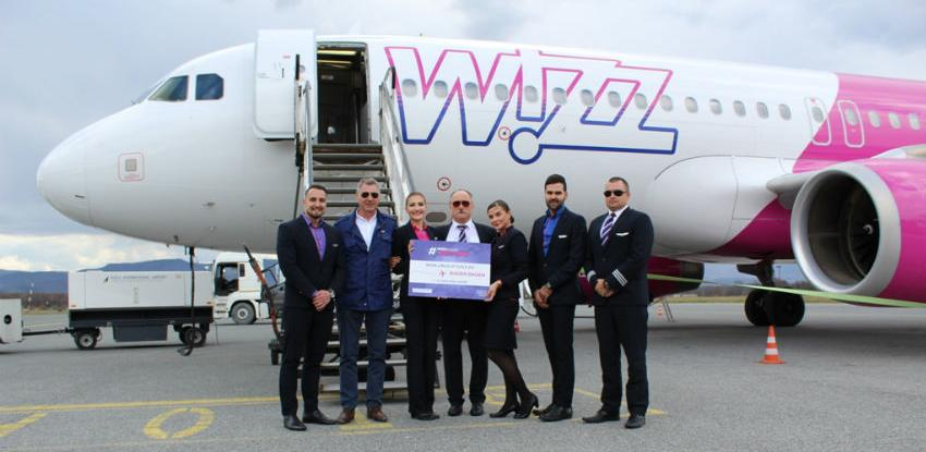 Wizz Air uvodi novu liniju iz Tuzle za Baden-Baden
