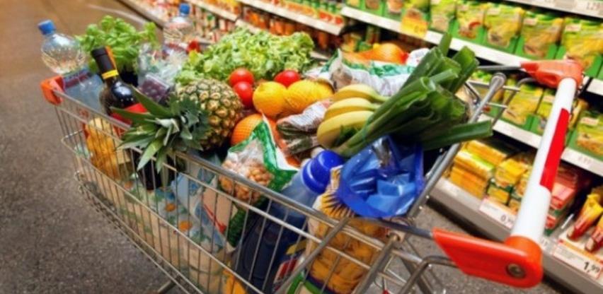 Potrošačke cijene u maju u prosjeku niže za 0,8 posto