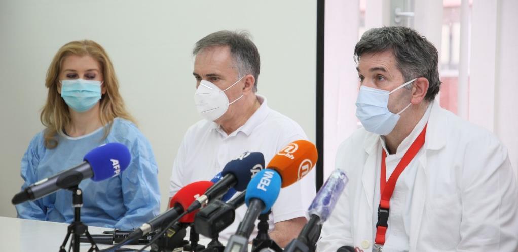 Dr. Drljević: Što prije vakcinisati što veći broj ljudi (VIDEO)