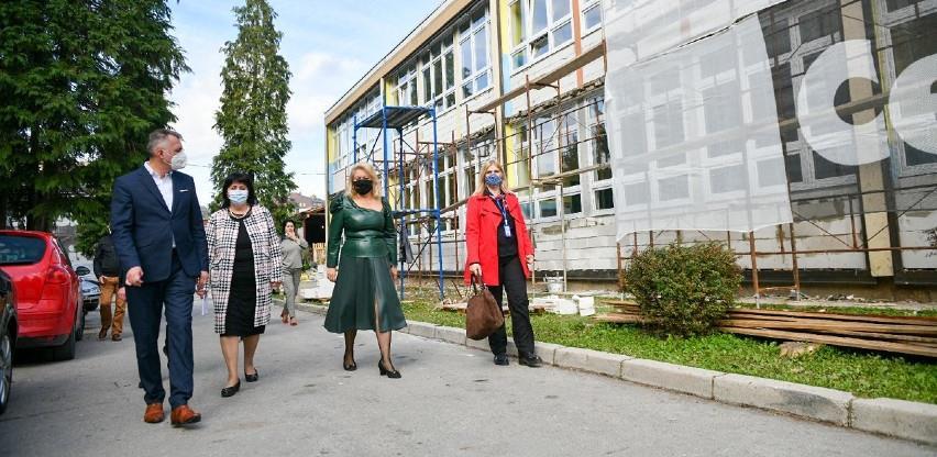 Za rekonstrukciju škole na Kočićevom vijencu biće uloženo oko milion KM