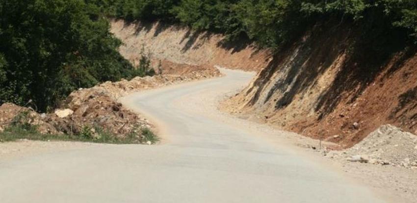 U toku izrada generalnog projekta nove trase puta od Foče do Tjentišta