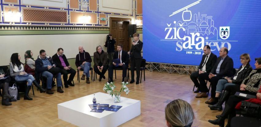 """Sarajevu za rođendan žičara i pjesma """"Trebević ponovo silazi u grad"""""""