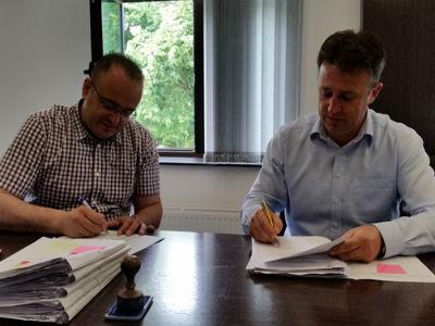 Potpisani ugovori za unaprijeđenje infrastrukture u općini Gradačac