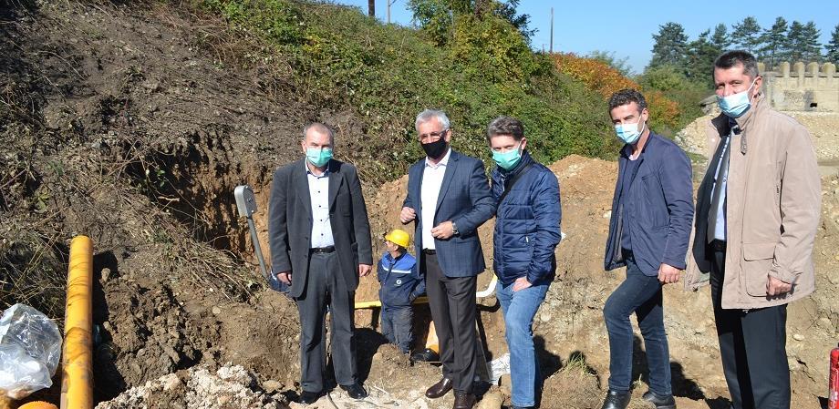 Gasifikacija industrijskih zona Luka i Stari Ilijaš
