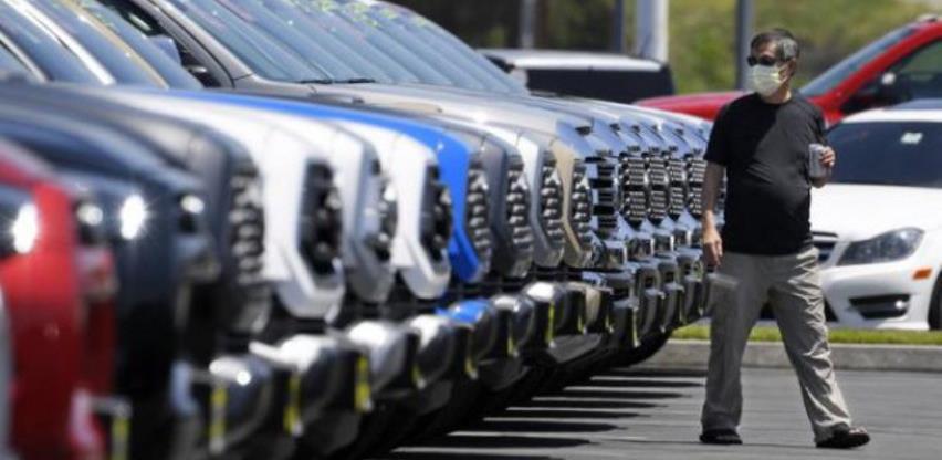 Automobilska industrija suočena s najvećom krizom u nekoliko decenija