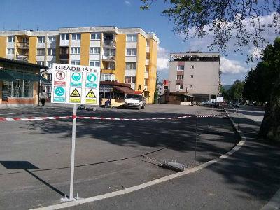 Započela druga faza projekta izgradnje gradske tržnice Vitez