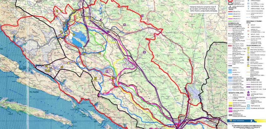 Predstavljen projekat za Jadransko-jonski autocestu kroz BiH