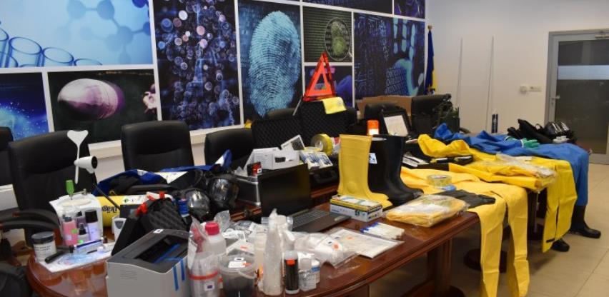 Evropska unija donirala opremu Agenciji za forenzička ispitivanja i vještačenje